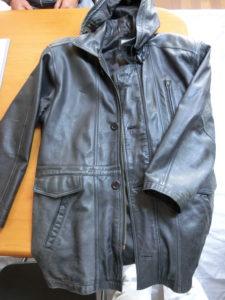 冬になる前に…革ジャン・コートを修理しませんか?